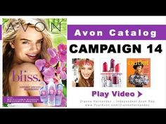 http://www.GoHereToShop.com - Avon Catalog Campaign 14 .  Check out the latest sales & deals Skin So Soft, Anew Regimens and more in the current Campaign 14 #AvonCatalog.
