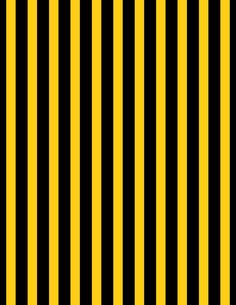 Magic School Inspired Badger House Stripes fabric by designedbygeeks on Spoonflower - custom fabric Striped Background, Paper Background, Background Patterns, Mellow Yellow, Black N Yellow, Striped Wallpaper, Yellow Walls, Black Paper, Yellow Stripes
