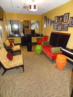 Opry House dressing room.