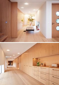 There is no such thing as too much timber!  This house is designed to be a showcase for wood home construction