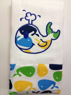 Baby Chic burping cloths