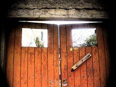 Doorway, Aragona, Sicily.