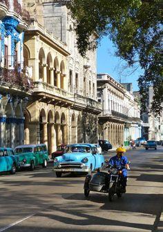 Le Prado - Centro Habana - La Havane