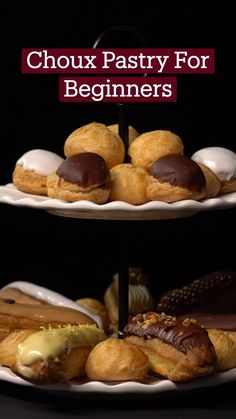 Fun Baking Recipes, Pastry Recipes, Sweet Recipes, Cooking Recipes, Easy Desserts, Delicious Desserts, Dessert Recipes, Yummy Food, Tastemade Recipes