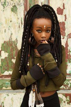 Black Women Art, Beautiful Black Women, Black Girls, Black Art, Kinky Curly Hair, Curly Hair Styles, Natural Hair Styles, African American Artwork, Pony Hairstyles