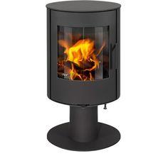 AGA Lawley Stove - AGA Lawley Wood burning Stove - Smoke Exempt