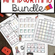 Handwriting Alphabet, Handwriting Worksheets, Letters For Kids, Letter Of The Week, Super Mom, Bullet Journal, God, Lettering, Dios