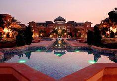 Agra- Orient Taj Hotel