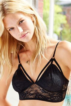 Nadine Leopold - Urban Outfitters Lingerie 2014 - http://www.icelev.com/2014/07/nadine-leopold-urban-outfitters-lingerie-2014/