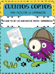 The Inference Short Stories in Spanish is a great way to practice the skill with your students. There is a mini-lesson on what Inference is and a way to introduce or review the concept.  The document includes 20 short stories, Answer Key, plus other practices such as Analyzing the Information for students to how to make inferences from their text. $4.50 Inference Activities, Teaching Strategies, Teaching Resources, Texas Teacher, My Teacher, Spanish Activities, Teaching Spanish, Making Inferences, Reading Stories