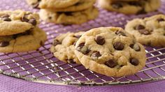 It will be hard to keep your cookie jar full if you fill it with these delicious vegan chocolate chip cookies!