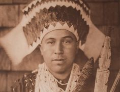 Tolowa Dancing Head-Dress 1923 by Museum of Photographic Arts Collections, via Flickr