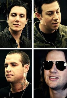 They're missing one. Arin. It makes me feel like the fans will never truly accept him.