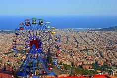 Tibidabo - Barcelona