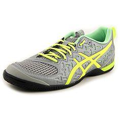 dbfe171fa79 ASICS Womens Gel Fortius TR 2 Training Shoe Light GreyYellowPistachio 85 M  US * Click on