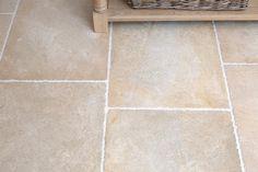 Order your free sample of Allier Rustique French Limestone Tiles. Limestone Flooring, Tile Floor, Kitchen Design, Tiles, French, Room Tiles, Cuisine Design, French People, Tile