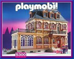 Playmobil Dollhouse #memories #90s #childhood