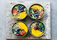 vegan lemon tarts - easy, no bake & ultra tangy! - The Barefoot Housewife