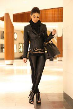 """leather-fashionista: """"Lather Fashion http://leather-fashionista.tumblr.com/ """""""