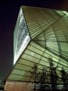 Centre for Sustainable Energy Technologies. Mario Cucinella Architects
