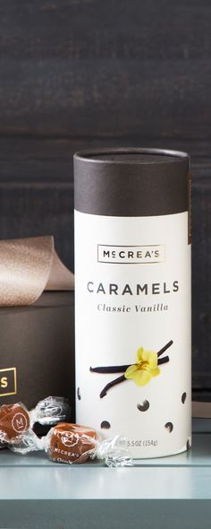 McCrea's Candies: Handcrafted Caramel Party Box