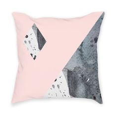 Mezzo Rose Throw Pillow, $32, now featured on Fab.