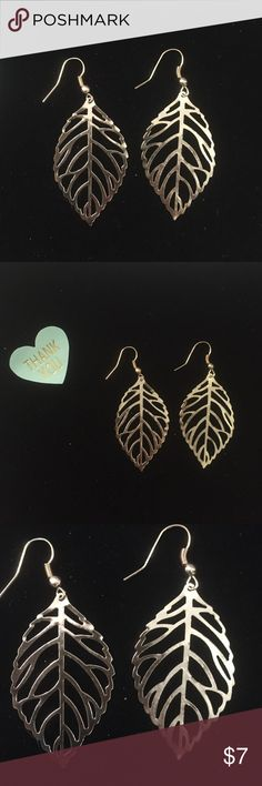 Unique Spanish Silver w/22k ygp NEW delicate Spanish silver plated with 22k yellow gold has a brilliant shine. Delicate and lightweight these will fast become your favorite pair.  I am an authorized CA Reseller LIC # SR FHA 102-916017 $  Make Offers! 🤑 SAVE 20% when you bundle 2+  🚙 All items ship From CA  3️⃣ FYI: items are posted on 3 other sites as well  📝 All items are Detailed-please read profile for more info  🚫 I do NOT hold items ❌NO trades  💯💄cosmetics are new , unused Jewelry…