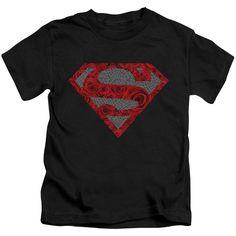 Superman/Elephant Rose Shield