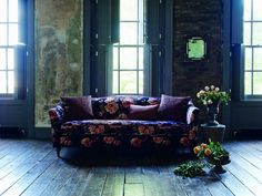 Maison by Paker Knoll l Amelie in Giselle Black