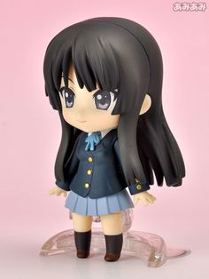 anime nendoroid figure | ON! Nendoroid Mio Akiyama Figure | Buy Anime Figures