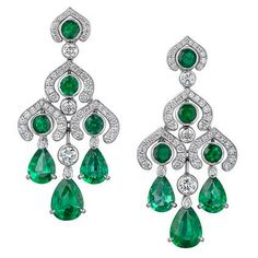 #Earings by #Faberge