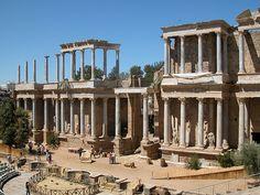 Mérida Roman Theatre