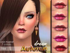 Pinkzombiecupcakes' Autumn Dream Lipstick