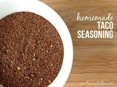 Homemade taco seasoning mix How to make your own taco seasoning instead of buying packets at the grocery store. Homemade taco seasoning mix How to make your own taco seasoning instead of buying packets at the grocery store. Homemade Taco Seasoning Mix, Taco Seasoning Packet, Homemade Tacos, Seasoning Mixes, Homemade Spices, Homemade Seasonings, Raw Food Recipes, Mexican Food Recipes, Cooking Recipes