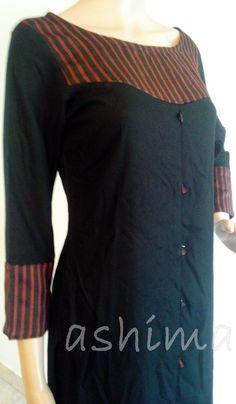 - Price for yoke ref. Salwar Neck Designs, Neck Designs For Suits, Kurta Neck Design, Kurta Designs Women, Designs For Dresses, Churidhar Designs, Kids Blouse Designs, Simple Kurti Designs, Kurta Patterns