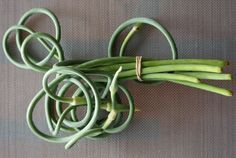 10 Things to Do With Garlic Scapes, the Best Veg You're Not Cooking Yet photo