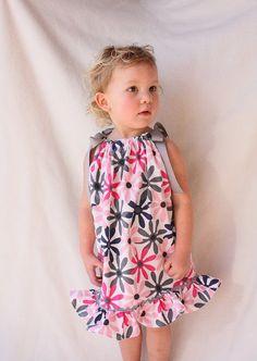Baby Girl Dress Easter Dress Pillowcase Dress Spring by haddygrace, $25.00