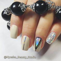 77 отметок «Нравится», 2 комментариев — Анна (@nyusha_beauty_studio) в Instagram: «Бриллиантовые ноготки 💎💎💎 тел для записи: 8 918 384 0472 Whatsapp»