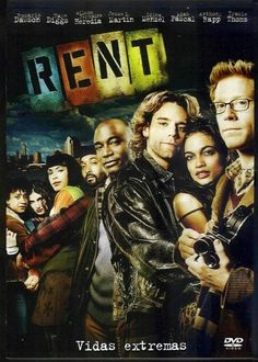 RENT...the Broadway show, and the movie = love!