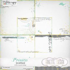 Premices {overlays}