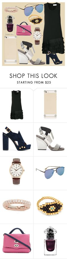 """fashion for amazing"" by denisee-denisee ❤ liked on Polyvore featuring Victoria, Victoria Beckham, Corners 4, Brunello Cucinelli, Montegrappa, Le Specs, EF Collection, Dodo Bar Or, Zanellato and Guerlain"