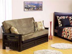 Cool futon Arizona Java Full Size Futon Set by Lifestyle Solutions. Mattress Frame, Futon Frame, Futon Mattress, Mattress Sets, Foam Mattress, Queen Size Futon, Full Size Futon, Mattress Comparison