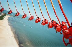 Windseeker - Cedar Point, our every-summer destination Tumblr Quality, Cedar Point, Float Your Boat, Summer Vibes, Amazing Art, Awesome, Find Image, Cool Photos, Pretty Pictures