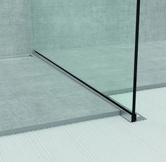 Steel Profiles for Shower Enclosures - GPS1