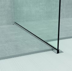 Steel Profiles for Shower Enclosures - GPS1