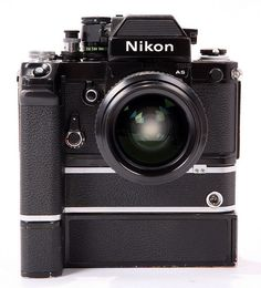 The Nikon F2AS Photomic. This camera still tops my wish list and is, in my opinion, the most beautiful camera ever made!