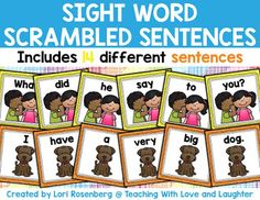 Throwback Thursday...Sight Words!