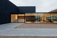 Obumex Outside by Govaert & Vanhoutte Architects. Photography by Thomas DeBruyne.