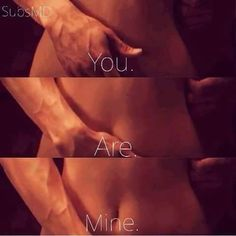 "Jamie Dornan and Dakota Johnson Fifty shades of grey movie ""You. Are. Mine 
