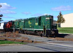 An ex Conrail GP10 now earning its keep for Raritan Central Railway.